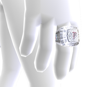 Atlanta Championship Ring