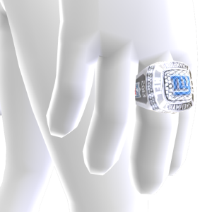 New York Giants Championship Ring