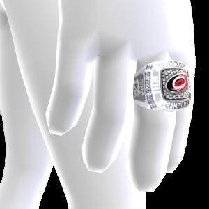 Hurricanes Championship Ring
