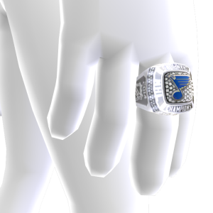 Blues Championship Ring