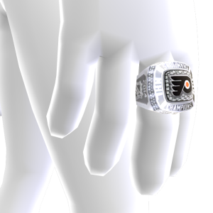 Flyers Championship Ring