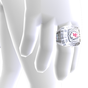 Kansas City Championship Ring