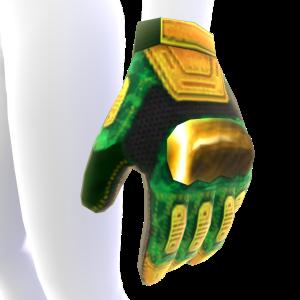 Modular Gloves - St. Patty's