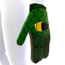 SpecOps Tac Gloves - St. Patty's Gold