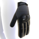 Battleground Gloves - Black