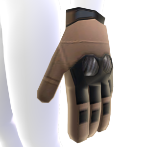 Battleground Gloves - Desert