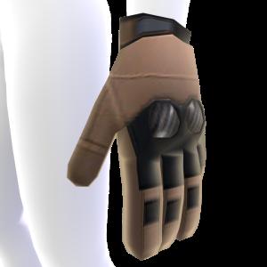 Battleground Gloves - Desert