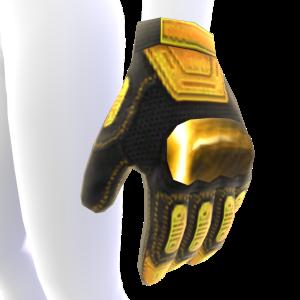 Modular Gloves - Gold