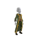 Mandarin Outfit