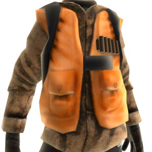 Duck Hunter Vest - Camo