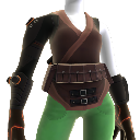 Mercenary Upper Body Armor