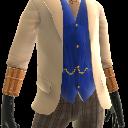 Coat and Vest