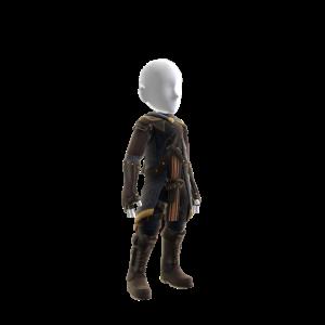 Ninja Vigilante Costume