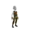 Jungle Camo Uniform 