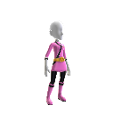 Pink Ranger Outfit 