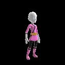 Samurai Pink Ranger Outfit