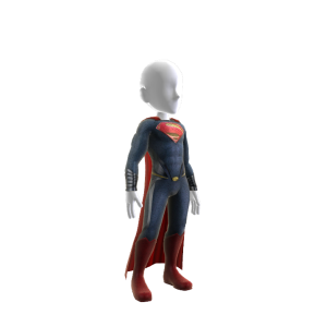 Superman - Man of Steel Costume