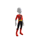 Red Ranger Outfit