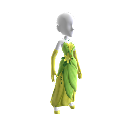 Tiana Outfit 