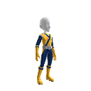 Gold Ranger Outfit 