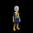 Samurai Gold Ranger Outfit