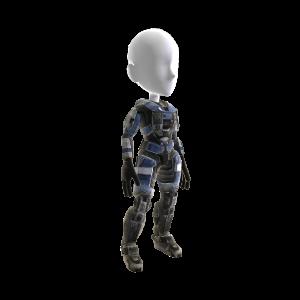 Carter SPARTAN 259 Armor