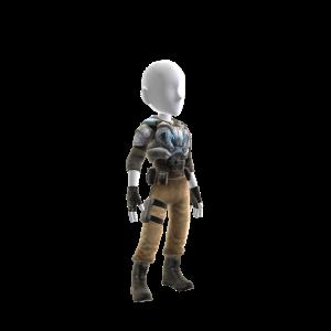 JD Fenix Armor