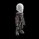 Armadura de Mass Effect 2