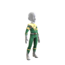 Mighty Morphin Green Ranger