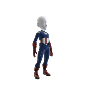 Captain America: The Avengers Suit