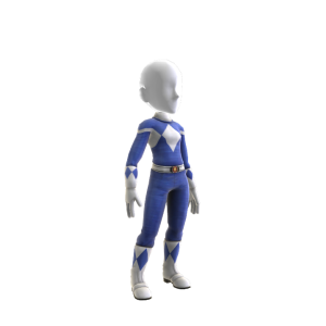 Mighty Morphin Blue Ranger