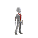 Underworld Boss Outfit - White