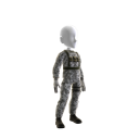 Arctic Camo Uniform