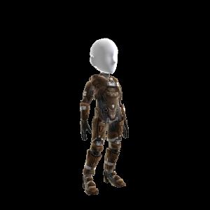 Recruit Armor - Brown