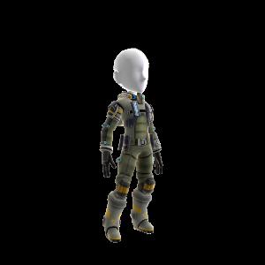 Hybrid - Paladin Body Armor