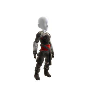 Black Archer Ninja Costume