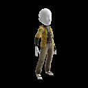 Inugami-Kostüm