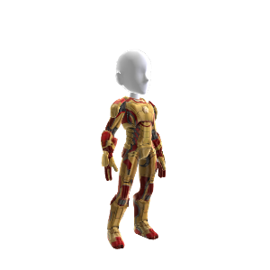 Traje de Iron Man Mark XLII