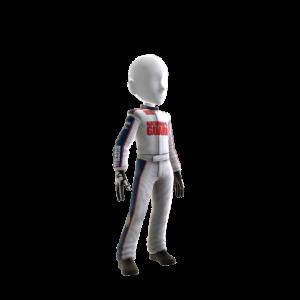 Dale Earnhardt Jr. (NGuard) Suit