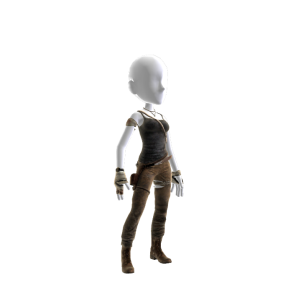 Lara Croft Avatar