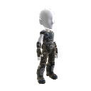 Clayton Carmine Armor