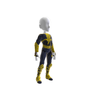 Costume di Black Adam