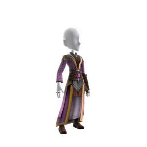 Mage Costume 