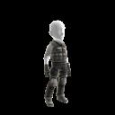Black Army Urban Combat Suit