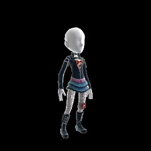 Decker Damen-Outfit
