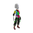 Glitch&#39;s Crew Look