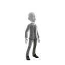 Formal Silver Tux 