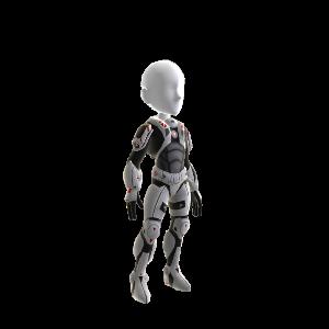 Hybrid - Armadura corporal de variante