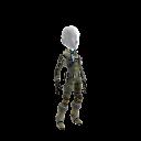 Hybrid - Armadura corporal de paladín