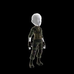 """Sniper Ghost Warrior 2"" Sniper Suit"